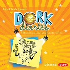 Nikkis (nicht ganz so) phänomenaler Auftritt / DORK Diaries Bd.3 (MP3-Download) - Russell, Rachel Renée