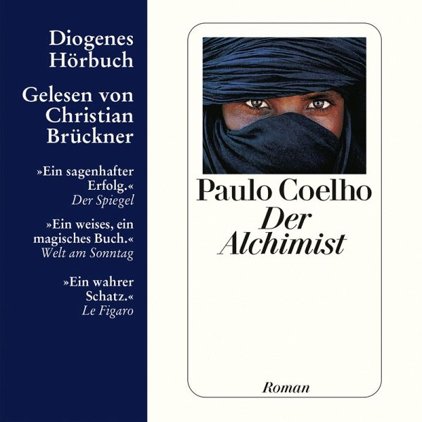 Der Alchimist (MP3-Download) - Coelho, Paulo