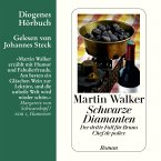 Schwarze Diamanten / Bruno, Chef de police Bd.3 (MP3-Download)