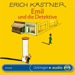 Emil und die Detektive (MP3-Download) - Kästner, Erich