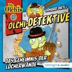 Das Geheimnis der Löcherwände / Olchi-Detektive Bd.7 (MP3-Download)