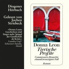 Tierische Profite / Commissario Brunetti Bd.21 (MP3-Download) - Leon, Donna