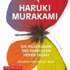 Die Pilgerjahre des farblosen Herrn Tazaki (MP3-Download)