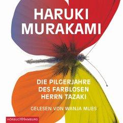 Die Pilgerjahre des farblosen Herrn Tazaki (MP3-Download) - Murakami, Haruki