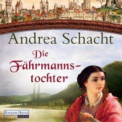 Die Fährmannstochter / Myntha, die Fährmannstochter Bd.1 (MP3-Download) - Schacht, Andrea