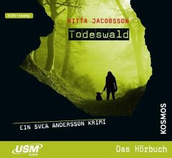 Todeswald / Svea Andersson Bd.1 (MP3-Download)