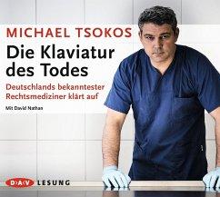 Die Klaviatur des Todes (MP3-Download) - Tsokos, Michael