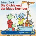 Die Olchis und der blaue Nachbar (MP3-Download)