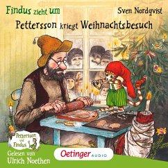 Findus zieht um / Pettersson kriegt Weihnachtsbesuch (MP3-Download) - Nordqvist, Sven