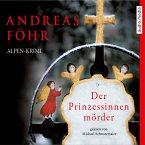 Der Prinzessinnenmörder / Kreuthner und Wallner Bd.1 (MP3-Download)