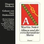 Allmen und die verschwundene María / Johann Friedrich Allmen Bd.4 (MP3-Download)