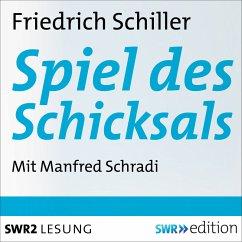 Spiel des Schicksals (MP3-Download) - Schiller, Friedrich