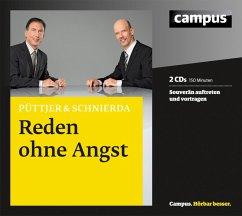Reden ohne Angst (MP3-Download) - Püttjer, Christian; Schnierda, Uwe
