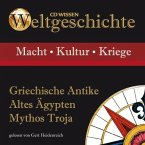 Griechische Antike - Altes Ägypten - Mythos Troja (MP3-Download)