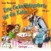 Eine Geburtstagstorte für die Katze / Pettersson & Findus Bd.1 (MP3-Download)