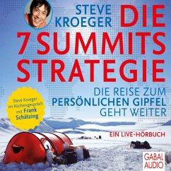 Die 7 Summits Strategie (MP3-Download) - Kroeger, Steve