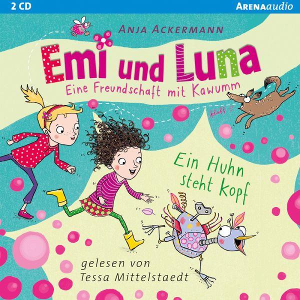 ein huhn steht kopf emi und luna eine freundschaft mit. Black Bedroom Furniture Sets. Home Design Ideas