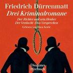 Drei Kriminalromane (MP3-Download)
