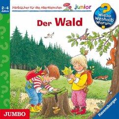 Der Wald / Wieso? Weshalb? Warum? Junior Bd.6 (MP3-Download) - Weinhold, Angela