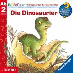 Die Dinosaurier / Wieso? Weshalb? Warum? Junior Bd.25 (MP3-Download)