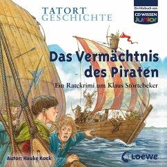 Das Vermächtnis des Piraten (MP3-Download) - Kock, Hauke