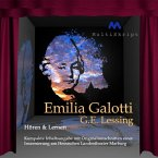 Gotthold Ephraim Lessing: Emilia Galotti (MP3-Download)