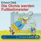 Die Olchis werden Fußballmeister (MP3-Download)