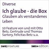 Ich glaube - die Box. Glauben als verstandenes Leben (MP3-Download)