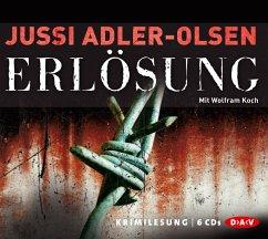Erlösung / Carl Mørck. Sonderdezernat Q Bd.3 (MP3-Download) - Adler-Olsen, Jussi
