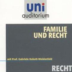 Familie und Recht (MP3-Download) - Kokott-Weidenfeld, Gabriele