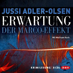 Erwartung / Carl Mørck. Sonderdezernat Q Bd.5 (MP3-Download) - Adler-Olsen, Jussi