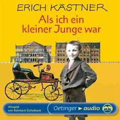 Als ich ein kleiner Junge war (MP3-Download) - Kästner, Erich