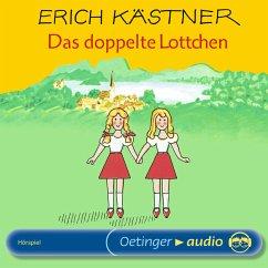 Das doppelte Lottchen (MP3-Download) - Kästner, Erich