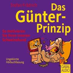 Das Günter-Prinzip (MP3-Download) - Frädrich, Stefan