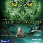 Die Wanderschaft / Die Legende der Wächter Bd.2 (MP3-Download)