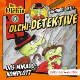 Das Mikado-Komplott / Olchi-Detektive Bd.8 (MP3-Download)