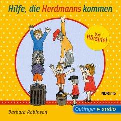 Hilfe, die Herdmanns kommen / Herdmanns Bd.1 (MP3-Download) - Robinson, Barbara