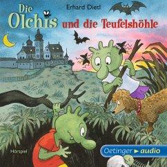 Die Olchis und die Teufelshöhle / Die Olchis-Kinderroman Bd.5 (MP3-Download) - Dietl, Erhard