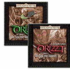 Drizzt - Die Saga vom Dunkelelf - kostenlose Bonus-Tracks (MP3-Download) - Salvatore, Robert A.