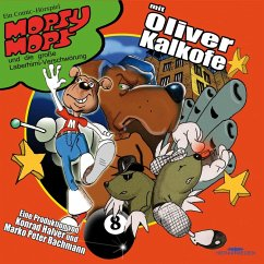 Mopsy Mops und die große Laberhirni-Verschwörung (MP3-Download)