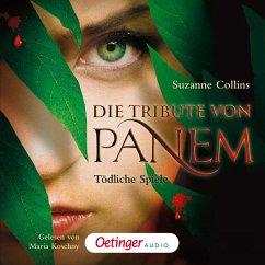 Tödliche Spiele / Die Tribute von Panem Bd.1 (MP3-Download) - Collins, Suzanne