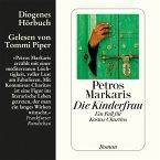 Die Kinderfrau / Kostas Charitos Bd.6 (MP3-Download)