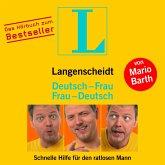 Langenscheidt Deutsch-Frau/Frau-Deutsch (MP3-Download)