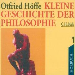 Kleine Geschichte der Philosophie 1 (MP3-Download) - Höffe, Otfried