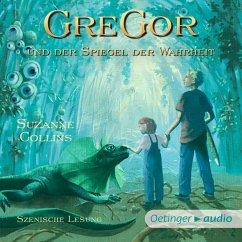 Gregor und der Spiegel der Wahrheit / Gregor Bd.3 (MP3-Download) - Collins, Suzanne