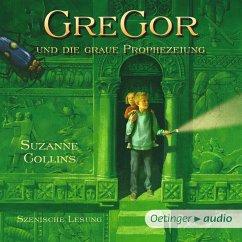 Gregor und die graue Prophezeiung / Gregor Bd.1 (MP3-Download) - Collins, Suzanne