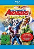 Ultimate Avengers Collection Bluray Box