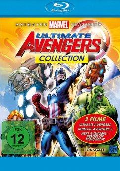 Vorschaubild von Ultimate Avengers Collection Bluray Box