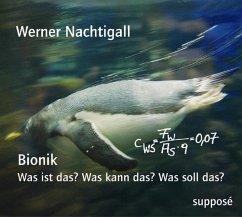 Bionik (MP3-Download) - Nachtigall, Werner; Sander, Klaus