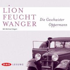 Die Geschwister Oppermann (MP3-Download) - Feuchtwanger, Lion